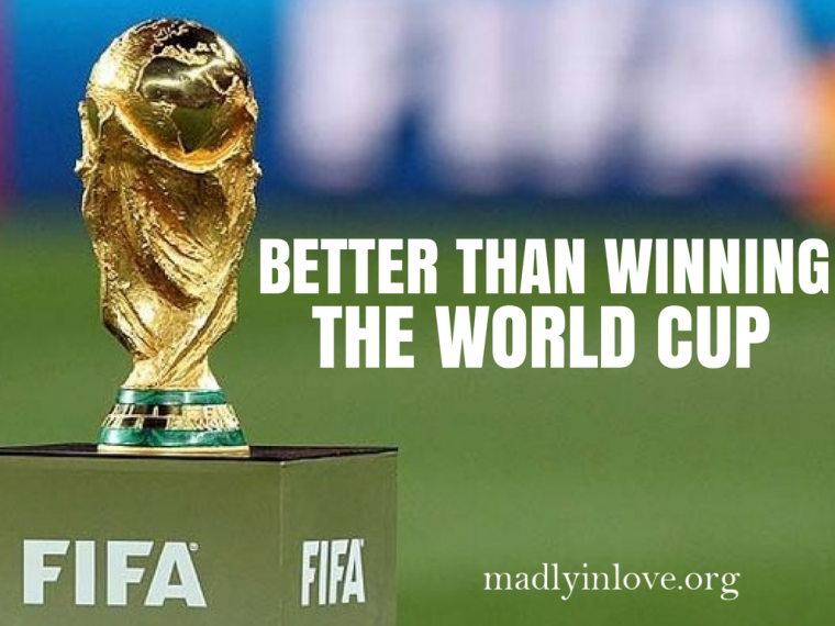 Your Life Is Like The World Cup_
