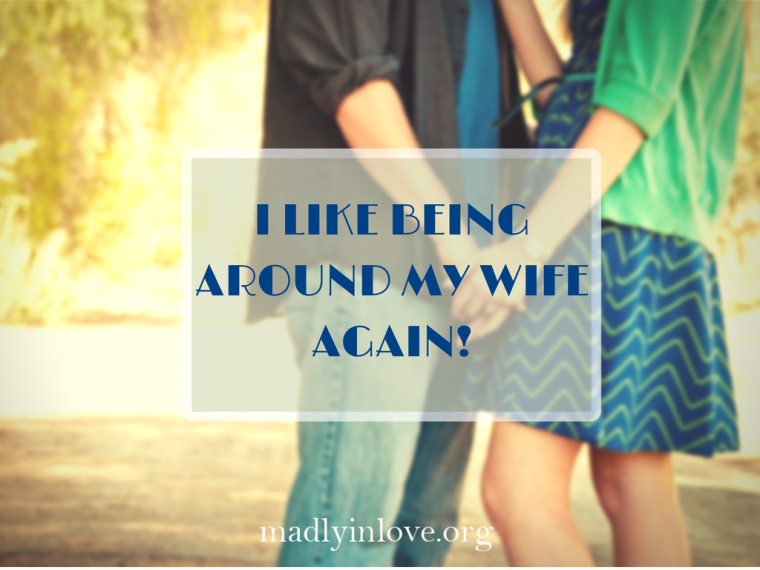 How to work through conflict with your spouse.