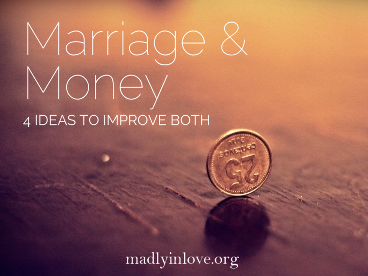 Great ideas on how to talk about and improve your finances!