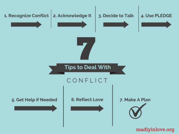 7 Tips for Conflict